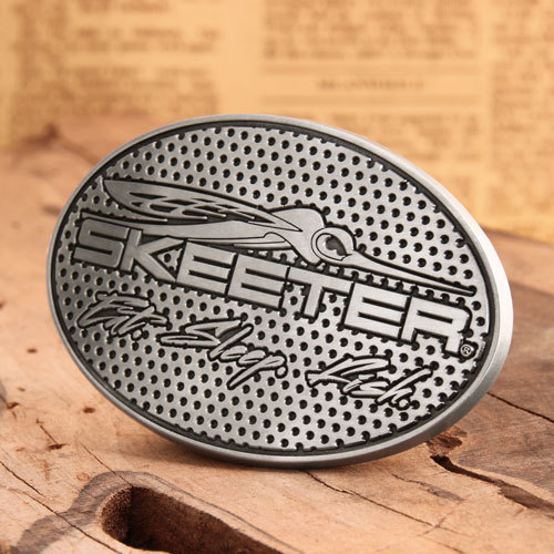 Skeeter Custom Belt Buckles