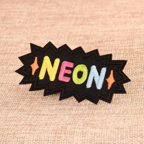 NEON Custom Made Patches