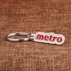 Metro Custom Keychains