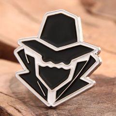 Mystery Men Custom Pins