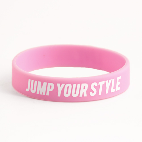 Love Jump Rope wristbands