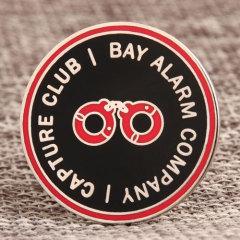Custom Capture Club Pins
