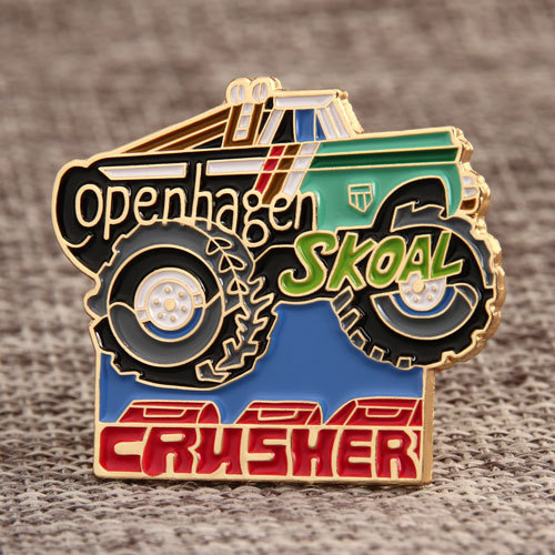 Custom Crusher Pins