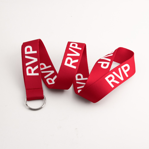 RVP Red Lanyards