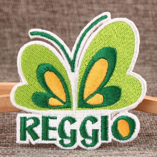 Reggio Custom Patches no Minimum