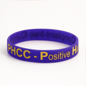 PHCC Awesome wristbands