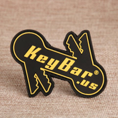 KeyBar PVC Patches