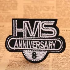 Anniversary Custom Patches