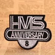 Anniversary Custom Patches