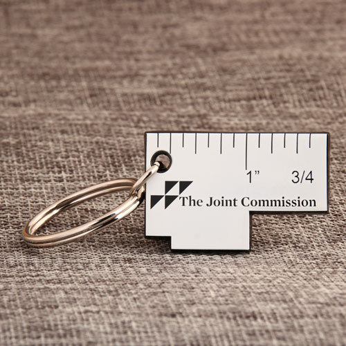 The Joint Commission Custom Keychains