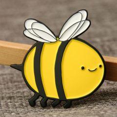 Cute Bee Lapel Pins