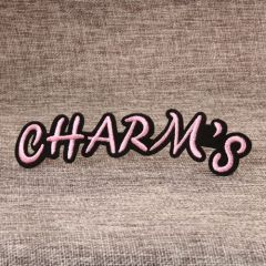 Charm's Custom Made Patches