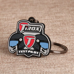 Tirox PVC Keychain