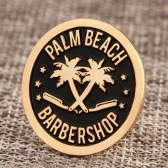 Custom Barbeshop Lapel Pins