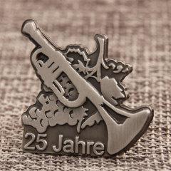 Custom 25 Jahre Lapel Pins