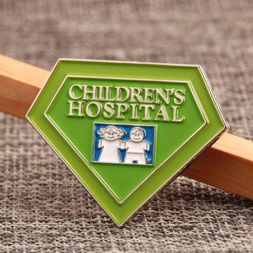 Children's Hospital Custom Pins