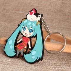 Hatsune Miku PVC Keychain