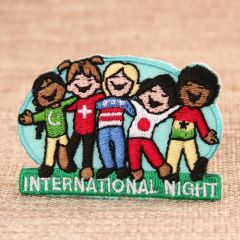 International Custom Patches