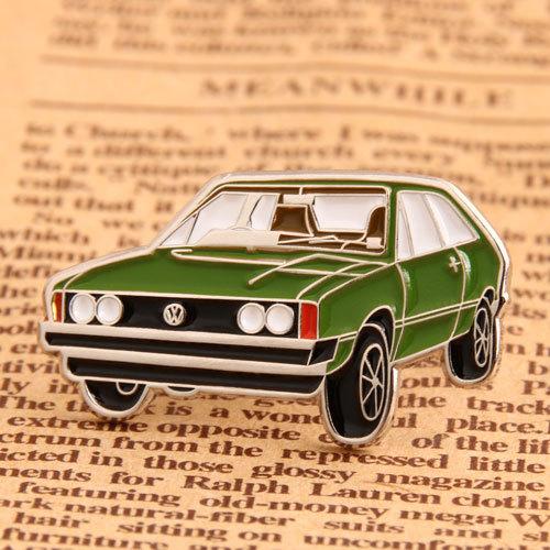 Custom Sedan Lapel Pins