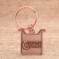 Fonderie Horne Custom Keychains