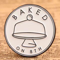 Baked Custom Enamel Pins