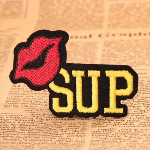 SUP Custom Made Patches