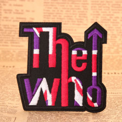 The Who Embroidered Patches