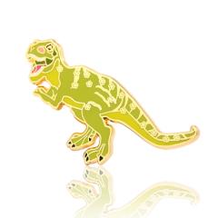 T-Rex Dinosaur Lapel Pins
