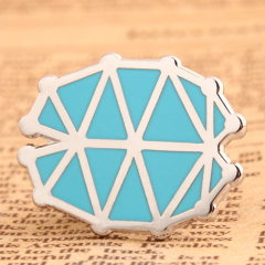 Triangle ellipse custom pins