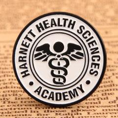 Custom HHSA Pins