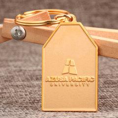 University Custom Keychains