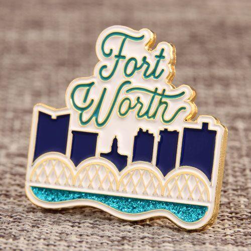 Custom Fort Worth Lapel Pins