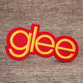 Glee Custom Patches