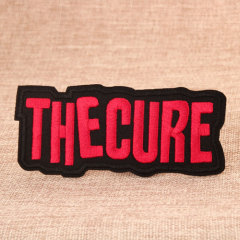 The Cure Custom Patches