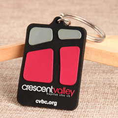 CVBC PVC Keychain