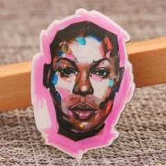 Custom Oil Painting Pins