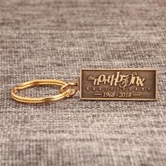 Anniversary Custom Keychains