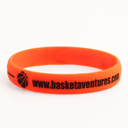 Basket Aventure Wristbands