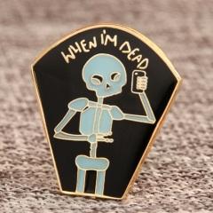 Custom Skeleton Pins