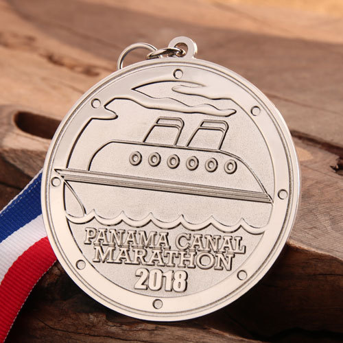 Panama Canal Marathon Medals