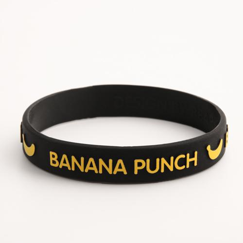 BANANA Punch Wristbands