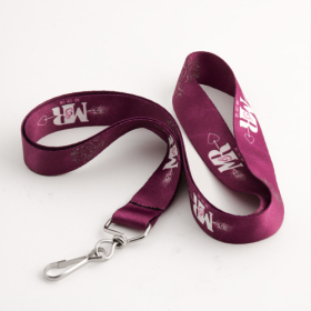 MR Dye-sublimated Lanyards