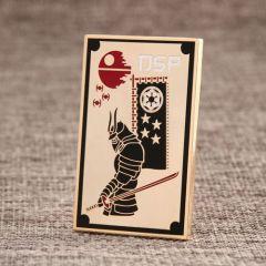 Warrior Custom Lapel Pins