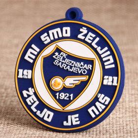 FZ PVC Keychain