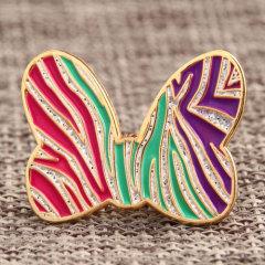 Custom Bowknot Pins
