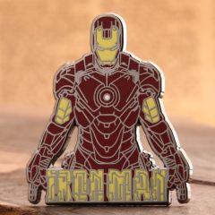 Iron Man Enamel Pins