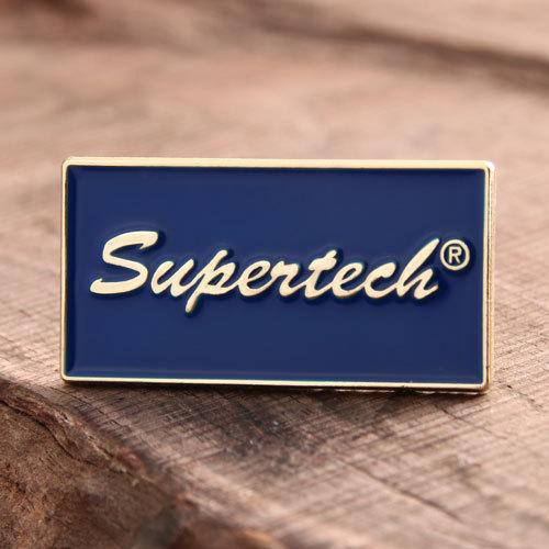 Custom Supertech Pins