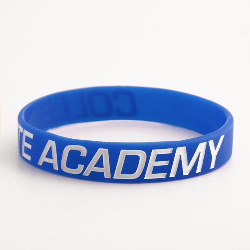 COLLEGIATE ACADEMY Wristbands