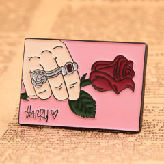 Rose Of Toff Pins