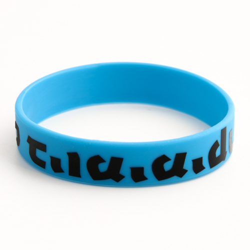 Blue Simply Wristbands